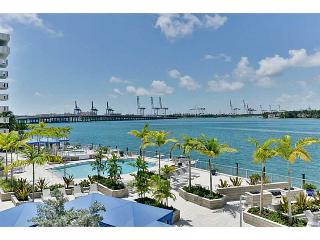 Pristine 1 Bedroom Condo on South Beach Bay, Miami Beach