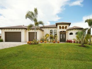 Villa Florida Pearl build in April 2014, Cape Coral