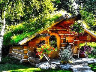 Alaska Hobbit Cabin, Talkeetna