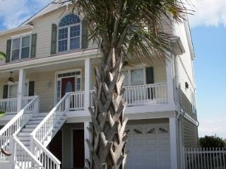 LABOR DAY OCEANFRONT SALE! 4BR Kure Beach House,Private Access,Views Everywhere!