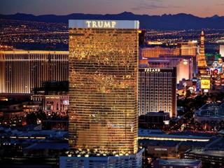 TRUMP-ONE BEDROOM DELUXE HIGH FLOOR SOUTH STRIP Vw, Las Vegas