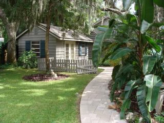 Braden River Bayou Studio  CottageSarasota/Bradenton FL