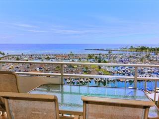 Waikiki Beach 2 BDR 2 BTH 2 LANAIS Ilikai Suites, Honolulu