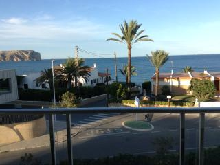 Apartment with stunning seaview, Javea