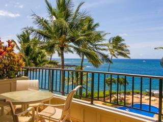 Whalers Cove 230-Stunning Ocean Views, Heated Pool, Koloa