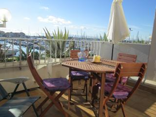 Studio + bunkbed apartment + Terrace + Pool +Parking /Cap D'Agde