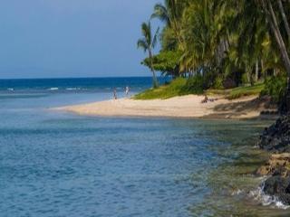 Oceanfront Treasure - steps to beach,  w/ kayaks, BBQ, AC, near shops - ID