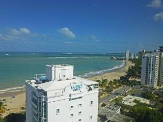 Overlooking Isla Verde Beach, Steps to Casinos
