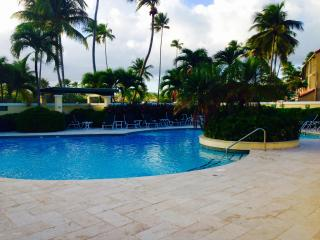 Beautiful Beach Front Garden Apartment, Humacao