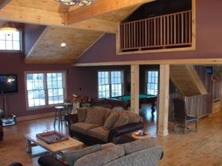 Luxury Okemo Mountain Rental House W/Amazing View, Ludlow