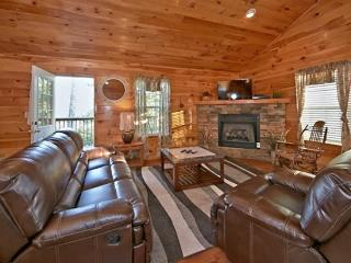 PAPA BEAR - Beautiful cabin with a Beautiful view, Pigeon Forge
