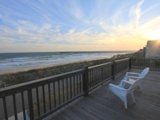 Amazing Ocean Views, 3 Levels of Living Space!, North Topsail Beach