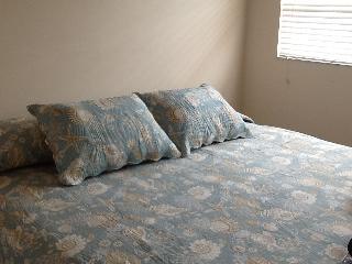 Super restful new king bed