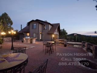 Hill Top Cabin - 5 Acre Retreat, Payson