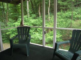 Clearfork Farm on a year round creek Free Wi-Fi