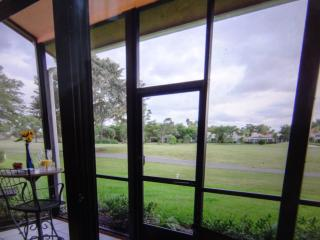 Right on golf course in PGA National Palm Beach, Palm Beach Gardens