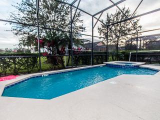 DEAL! Disney Home! 7BR 5.5BA,South-facing pool&spa, Kissimmee