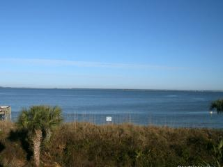 Sandpiper - Gorgeous 2nd floor beachfront view, Isla de Tybee