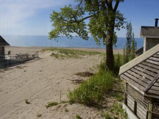 Beautiful Sandy Beachfront, in Sodus Point
