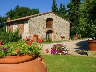Old farmhouse renovated - heated pool, Santa Brigida