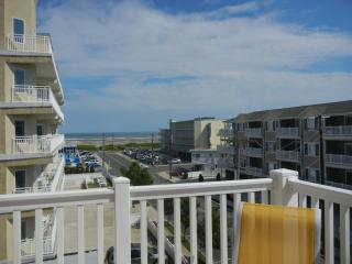 Bella Grace..Private Oceanview deck..End of August, Wildwood Crest