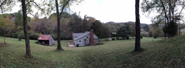 Panorama view of The Old Campbell Farm