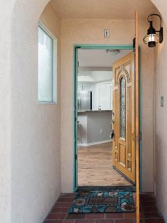 Entry into rental