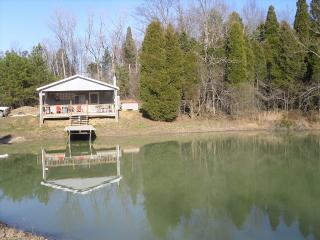 Whitetail Cabin-Located on 68 Private Acres