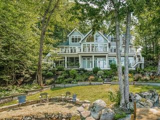Spectacular Winnipesaukee Home