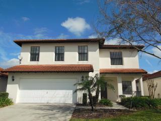 Orange Villa, Just Perfect!  Disney 4 Bedroom Home, Four Corners