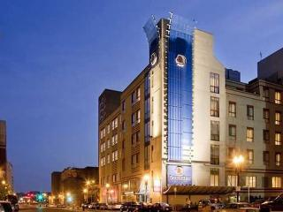 Fantastic DoubleTree by Hilton Boston-Downtown