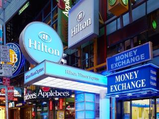 Harmonious Hilton Times Square, NY, New York City