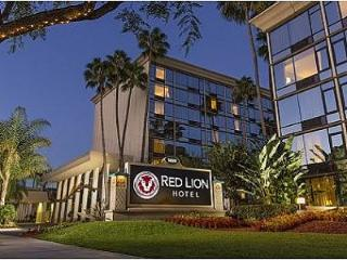 Radiant Red Lion Hotel Anaheim, CA