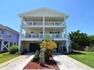 A Shore Thing HOUSE WITH PRIVATE POOL 8/27 REDUCED, Kure Beach