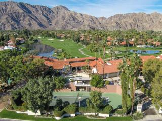 Dazzling Estate With  Private Tennis Ct, Pool, jac, La Quinta