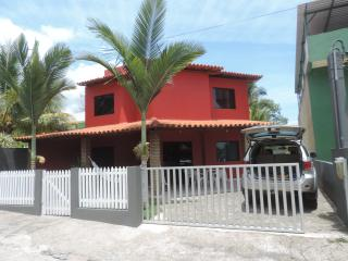 Casa 4 quartos com piscina na beira da praia, Ilheus