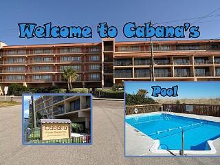Cabana 120, Carolina Beach