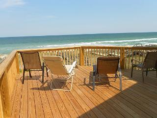 Serena  GORGEOUS OCEANFRONT HOUSE IN KURE BEACH
