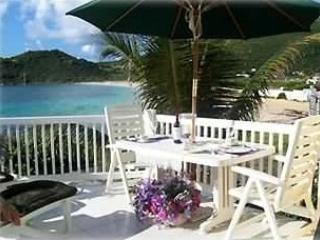 St. Maarten Oceanfront Villa in Guana Bay, Philipsburg