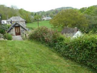 Mill Barn has a private, fenced garden complete with table, chairs, storage and BBQ
