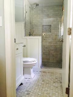 One of 2 FULL Bathrooms