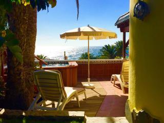 Privater Traum-Bungalow am Meer, Bahia Feliz