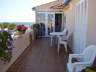 Penthouse apartment. Magnificent sea views., Can Pastilla