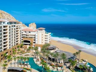 On the white sand beaches of Cabo, Cabo San Lucas