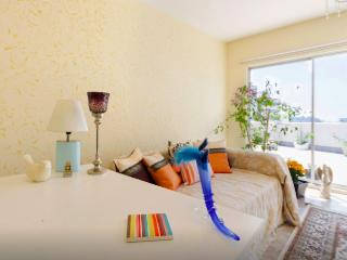 Charming Penthouse Double Bedroom, private terrace, Quito