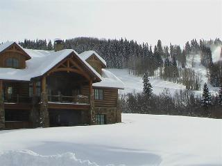 Luxury 5 Bedroom Ski in Ski Out