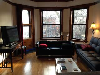 STUNNING, SPACIOUS, SUNNY, VICTORIAN APARTMENT, Chicago
