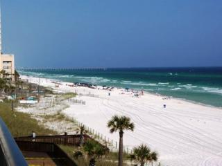 Luxury Beach Front at Seachase Condos, free chairs, Panama City Beach