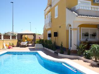 Casa en la playa (Jardin y Piscina privada)., Pilar de la Horadada