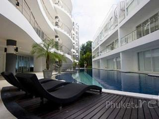 Sea View 2-Bed Apartment in Karon